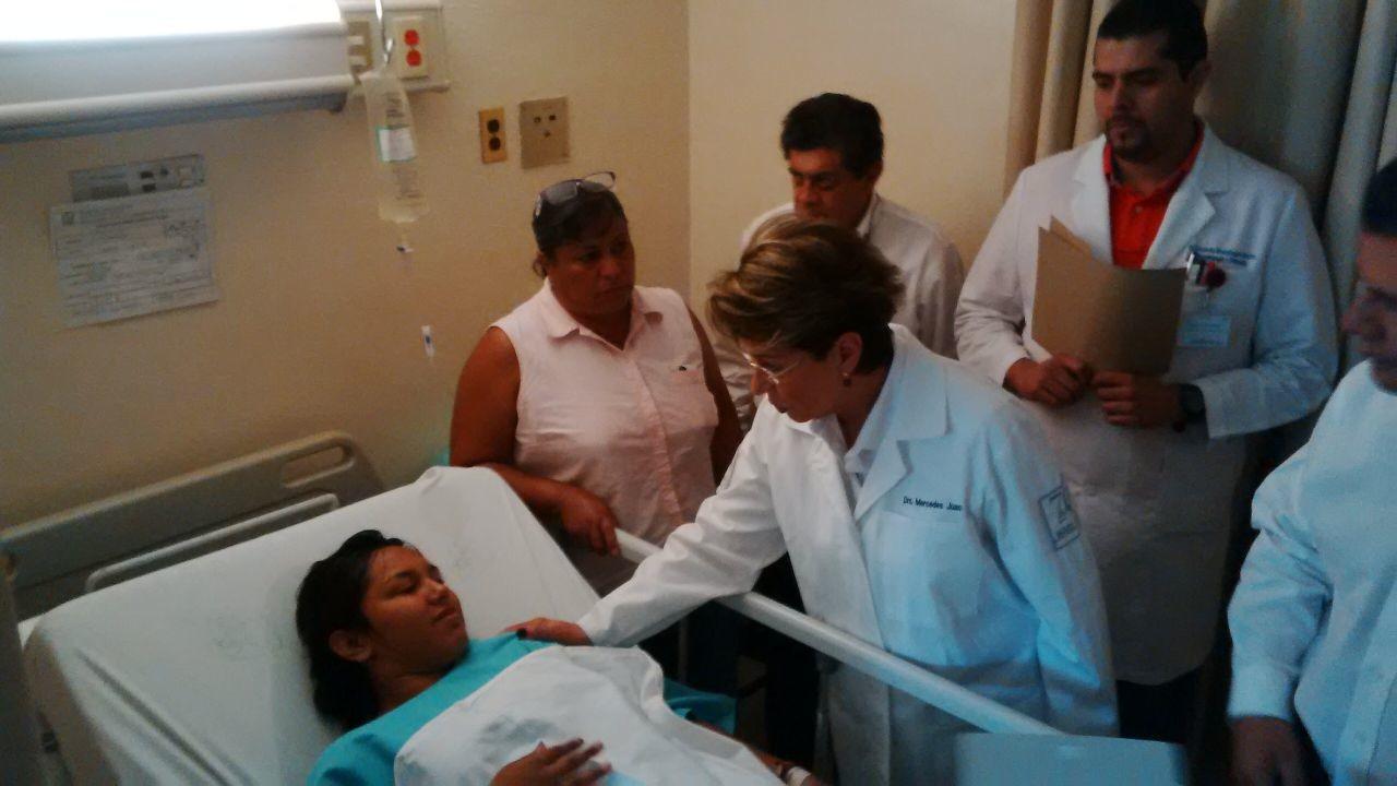 Les garantiza la mejor atención a las personas hospitalizadas y a sus familiares