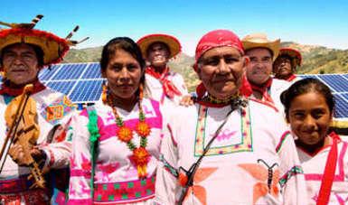 Electrificación de comunidades rurales y zonas urbanas marginadas beneficiará a 180 mil mexicanos
