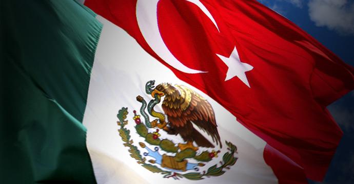 Quinta Ronda de Negociación México-Turquía para la suscripción de un TLC