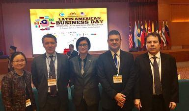 ProMéxico promueve sectores estratégicos en Malasia