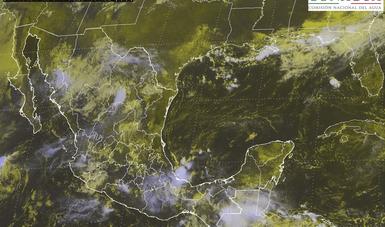Se pronostica ambiente muy caluroso para el norte y el occidente de México.