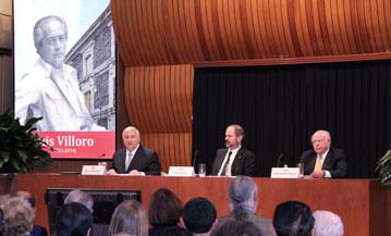 Reconoce el secretario de Educación Pública, a Luis Villoro.