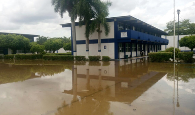Supervisa Inifed planteles educativos tras tormenta tropical Franklin: SEP