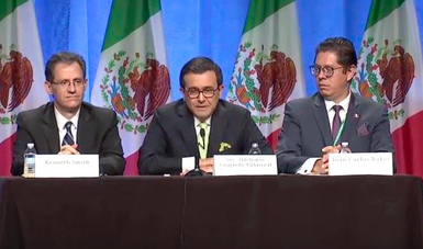 Inicia la Primera Ronda de Negociaciones para modernizar el TLCAN