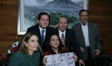 Por primera ocasión y con el Sorteo de Díez No. 157, la LOTENAL, Senado, ANDA y CANACINE celebraron el Día Nacional del Cine Mexicano, al tiempo que rindieron un homenaje a los grandes íconos de la cinematografía nacional