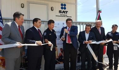 México y Estados Unidos inicianInspección Conjunta en cruce ferroviario