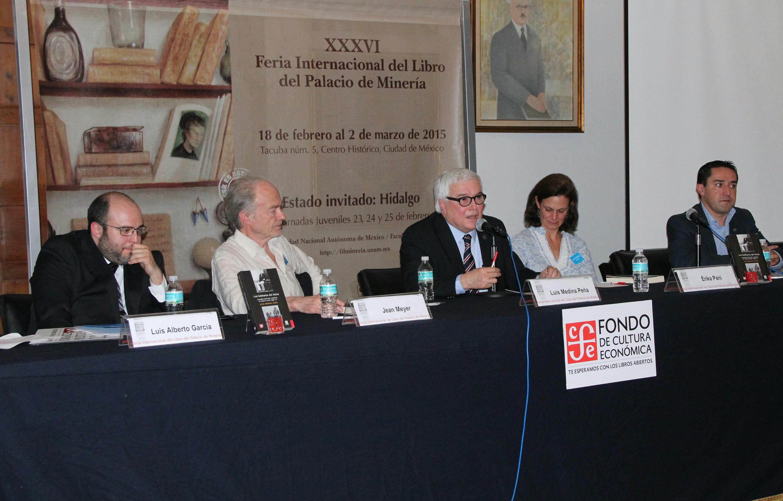 Luis Medina Peña  Presentan el libro Los Bárbaros del Norte. Guardia Nacional y Política en Nuevo León, Siglo XIX