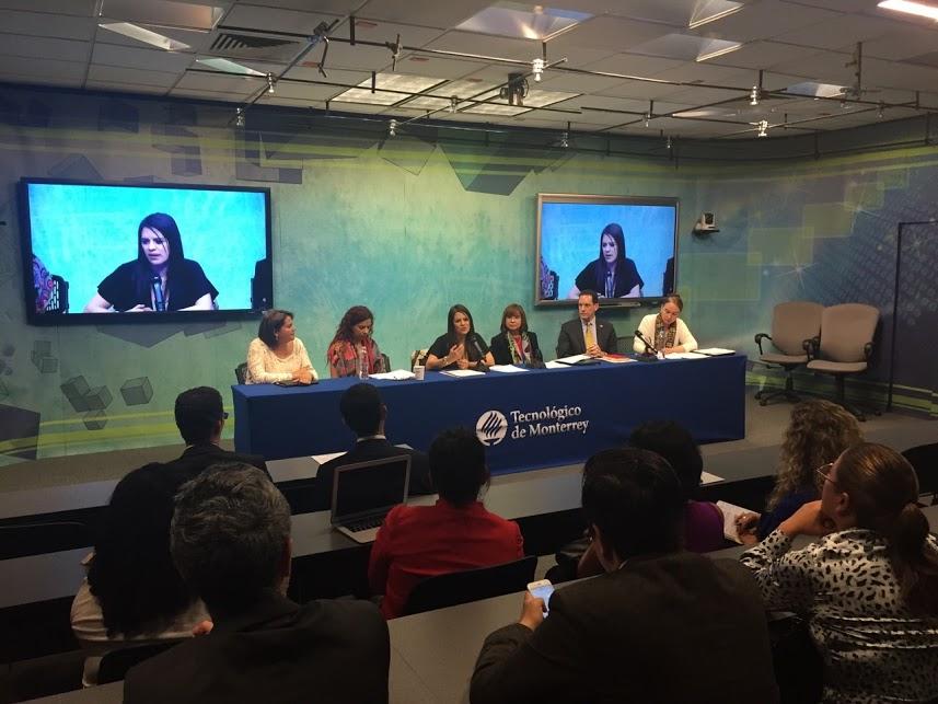 La Secretaría de Gobernación, el Instituto Tecnológico y de Estudios Superiores de Monterrey y el Banco Mundial presentan el Diplomado Ciudad Segura: estrategias y acciones básicas para la prevención.