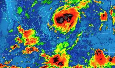 Hoy se prevén tormentas intensas en Tamaulipas y Chiapas