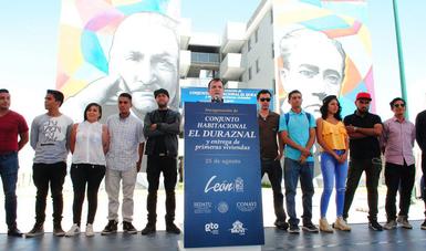 Destina Gobierno de la República a Guanajuato más de 2 mil millones de pesos en subsidio a la vivienda