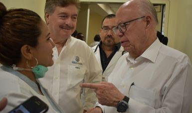 Con Baja California son 26 los estados que integran la Red Nacional de Municipios por la Salud, en la que participan más de mil 600 municipios.