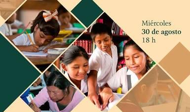 El INEHRM ha organizado el foro Derecho a la Educación