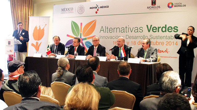 Foro Internacional Alternativas Verdes.