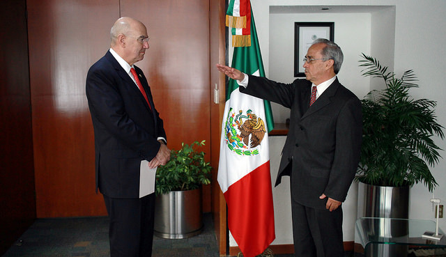 Nuevo Delegado Federal en Morelos.