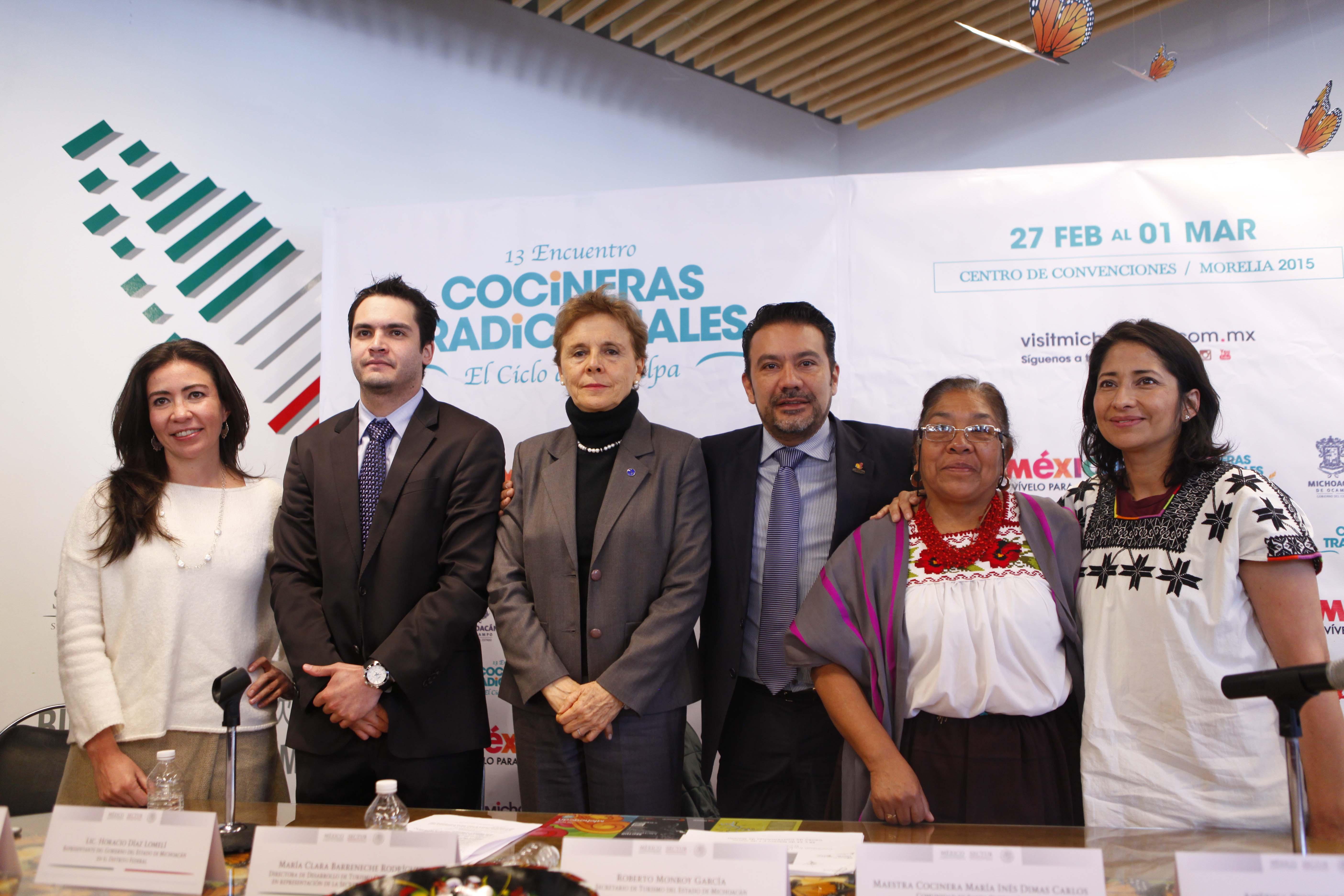 """Este mes tendrá lugar el """"13 Encuentro de Cocineras Tradicionales que estará dedicado al Ciclo de la Milpa""""."""