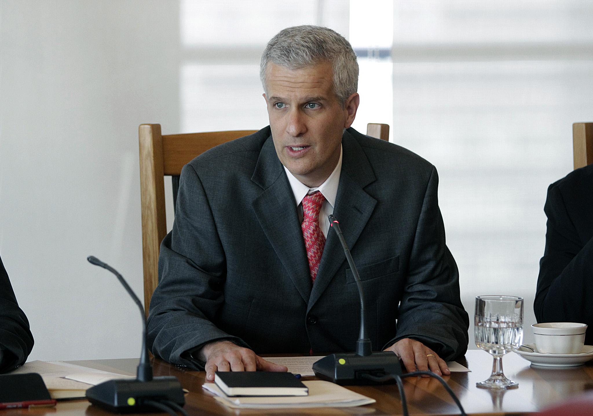 rlos Pérez Verdía, subsecretario para América del Norte