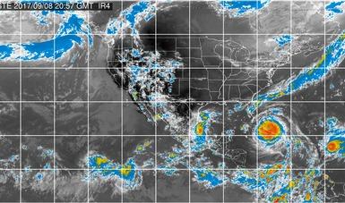 En las próximas horas Katia ocasionará tormentas mayores a 250 milímetros en regiones de Veracruz y Puebla.