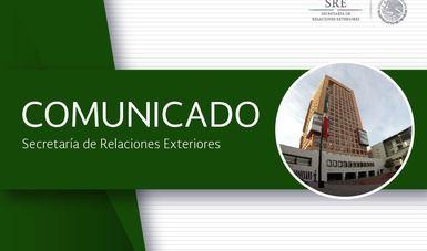 Comunicado 345.- Refrenda el Canciller Videgaray apoyo de México a Dreamers