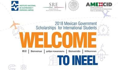 El INEEL aceptará solicitudes hasta el 20 de septiembre y la convocatoria está dirigidas a extranjeros (as) interesados en realizar estudios en México.