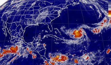 Para las próximas horas se pronostican tormentas torrenciales en Michoacán y Guerrero