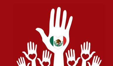 Informa SAT medidas para ingreso al país de donaciones del extranjero por sismo