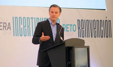 Exhorta Nuño Mayer a autoridades competentes vigilar que escuelas cumplan con condiciones estructurales