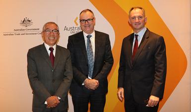 Fortalecerán México y Australia cooperación educativa para vinculación con sectores productivos de ambos países