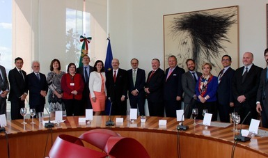 Mexico and the EU held the 4th round of negotiations to modernize the Global Agreement