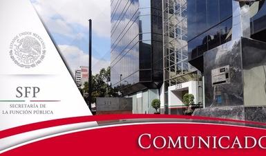 Inicia SFP nuevos procedimientos administrativos contra filial de Odebrecht