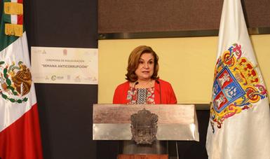 Erradicar corrupción y consolidar la confianza ciudadana, compromisos de SFP y del Gobierno de Campeche
