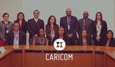 El Caribe es una región prioritaria de cooperación en materia de salud, gestión del riesgo, fortalecimiento de las capacidades técnicas, entre otros.