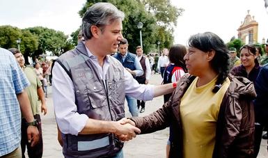 Asciende a 20.mil millones de pesos estimación de recursos para reconstruir escuelas: Nuño Mayer