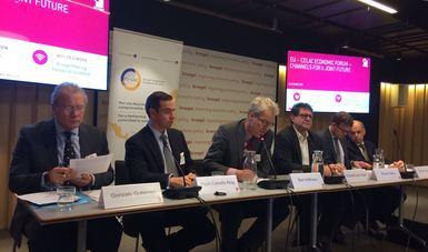 ProMéxico participa en foro de la Unión Europea - CELAC