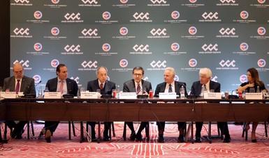 Participa el Secretario de Economía en el Noveno Us-México CEO Dialogue
