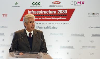 Necesario sustentar legalmente la planeación de largo plazo de las obras de Infraestructura: GRE