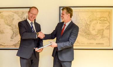 Fortalecerán México y Dinamarca cooperación en sector agroalimentario: SAGARPA.