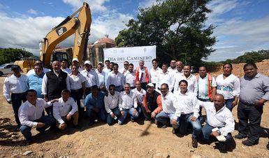 Para la reconstrucción de las casas en Oaxaca no faltarán recursos económicos ni materiales: GRE