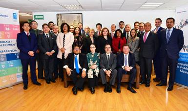 SFP, PNUD, UNODC y Cámaras Empresariales se unen para fortalecer la integridad y ética en México