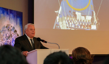 México reconoce el valor de los océanos y su importancia para el bienestar de los mexicanos.