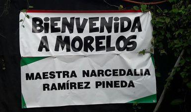 Gira en el estado de Morelos