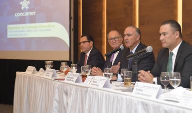El Secretario de Agricultura, Ganadería, Desarrollo Rural, Pesca y Alimentación (SAGARPA), José Calzada Rovirosa, señaló que en el proceso de negociación del Tratado de Libre Comercio de América del Norte (TLCAN), se requiere firmeza, voluntad y paciencia