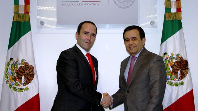Tomó posesión Miguel Ángel Margáin González como nuevo Director General del IMPI