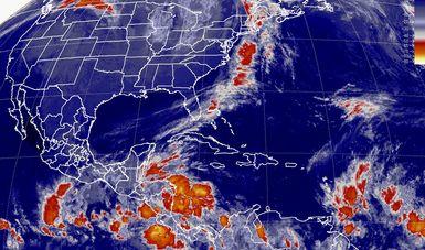 Prevén tormentas muy fuertes en regiones de Oaxaca y Chiapas.