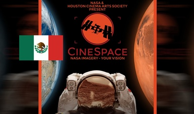 "Llega cortometraje mexicano ""Apizaco"" a final de concurso ""Cinespace"" de NASA y Houston Cinema Arts Festival"