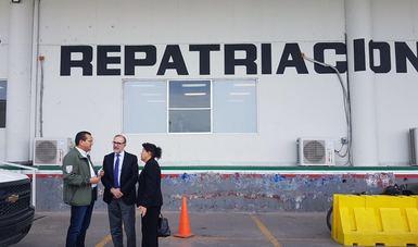 Subsecretario para América del Norte, Carlos Sada, realiza visita de trabajo a McAllen y Laredo, Texas