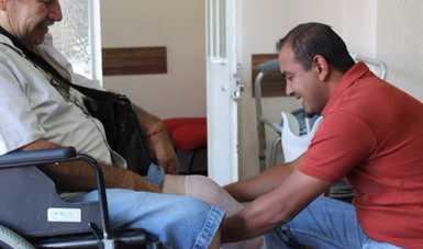En Jalisco devuelven autonomía a personas que han sufrido amputaciones