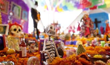 Preservar Tradiciones Como Día De Muertos Fortalece Atractivos Turísticos Del Pais: Gerardo Corona