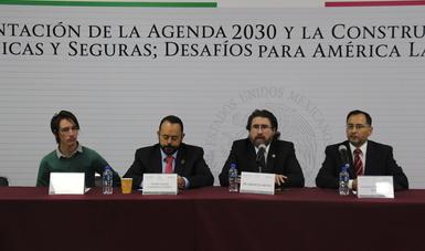 Representantes de organizaciones de la sociedad civil asistieron al foro para la Implementación de la Agenda 2030