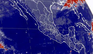 Se prevén bajas temperaturas y vientos fuertes en el norte y el noreste de México.