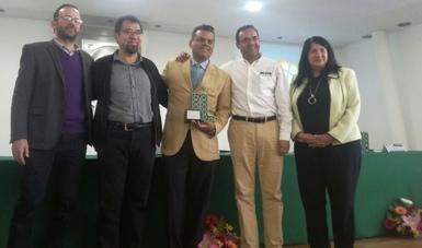 Recibe INECC reconocimiento por evaluaciones en Política Nacional de Cambio Climático
